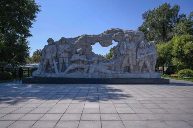 """东北抗联纪念馆:这有场""""穿越时空""""的对话等你!"""