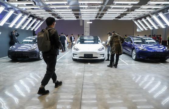 中国市场收益明显 特斯拉加速扩张深挖中国市场潜力