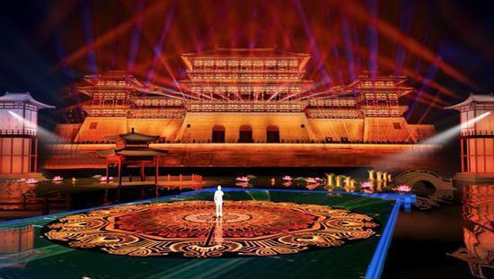 央视中秋晚会洛阳举行 将采用录播方式可能不设观众席