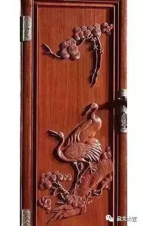 红木家具十大经典雕花 麒麟纹含仁怀义是美德的象征