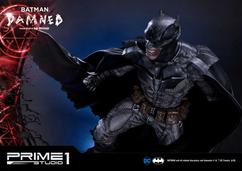 Prime1Studio推出特殊蝙蝠侠手办 普通版价格115900日元