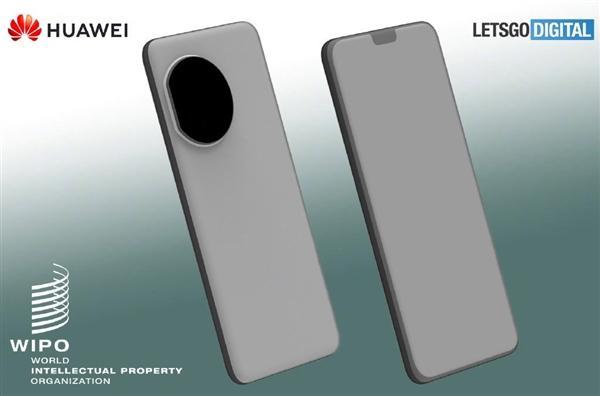 华为P50 Pro液态镜头 强迫症用户恐怕要发狂了