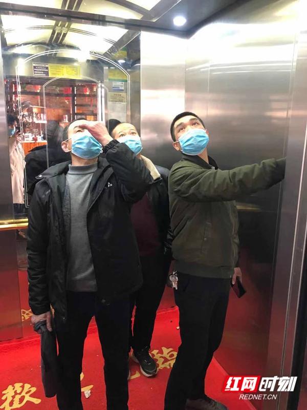 祁阳开展特种设备安全检查 确保全县人民生命财产安全