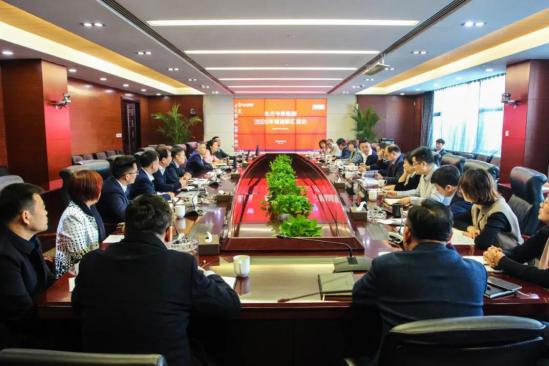 东方今典集团董事局主席张泽保:2021年业务要再上新台阶