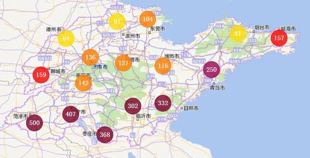 清明节期间山东无大规模沙尘天气 空气质量较好