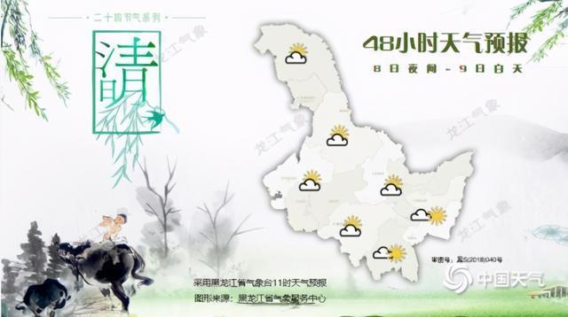 哈尔滨天今天天气预报 火险等级高请注意防风防火