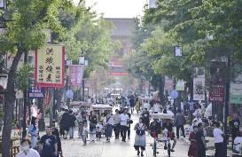 """老城区变身""""网红打卡地"""" 探求产业发展多元化之路"""