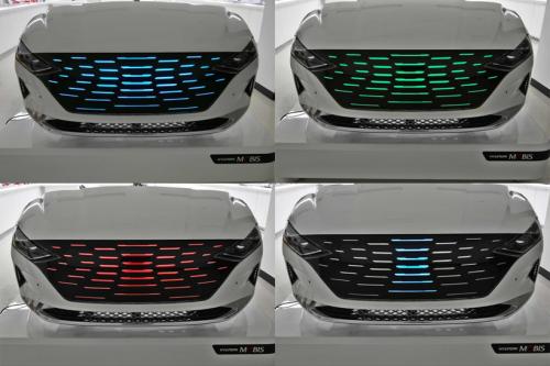 """""""照明格栅""""赋能未来汽车,摩比斯积极构建差异化品牌价值"""