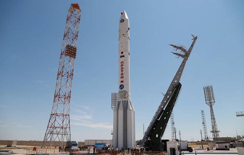 """俄成功发射国际空间站""""科学""""号实验舱 重达20350千克"""