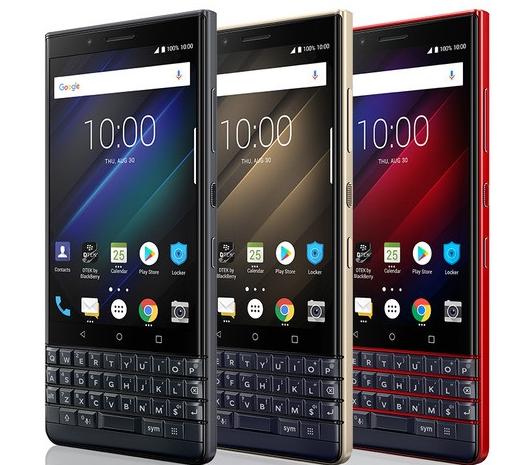 黑莓新机有望发布 开启优先承诺计划暗示5G新机将至?