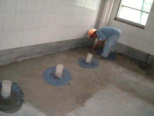防水与防潮需求:邓禄普防水涂料