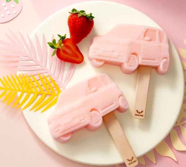 五菱宏光MINIEV马卡龙雪糕上线 8月正式推向市场