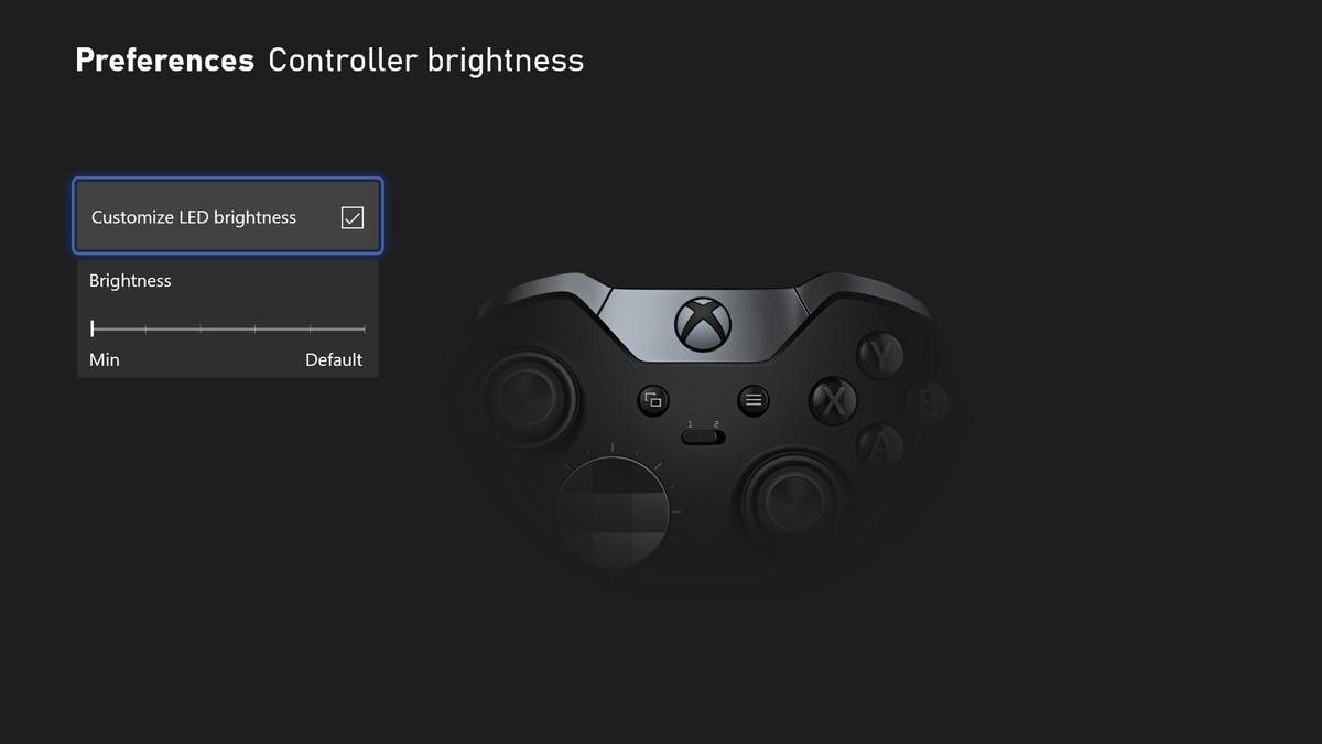 微软将为Xbox主机带来夜间模式 可关闭电源按钮灯