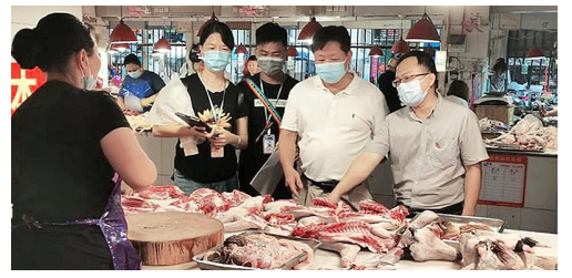 """乐东县开展""""你点我检""""食品安全活动 让消费者有满足感"""
