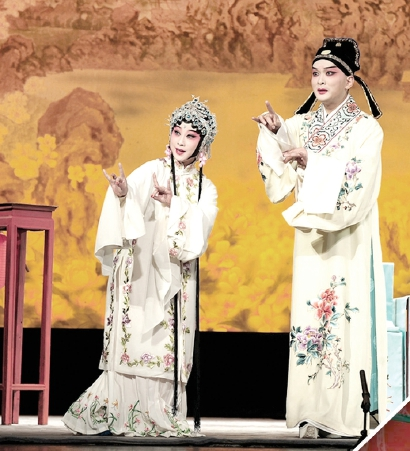 """上海戏曲院团:""""看京昆到天蟾 看地方戏到宛平"""""""