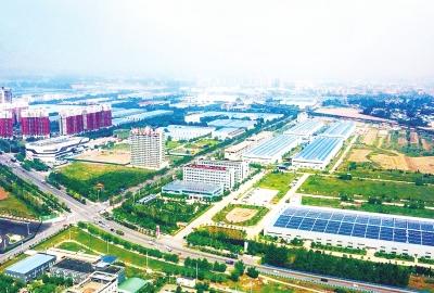 """宝丰县""""万人助万企"""": 以产业发展 带动乡镇经济发展"""