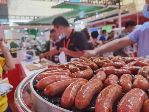 第十九届中国国际肉类工业展览会 让你口水直流