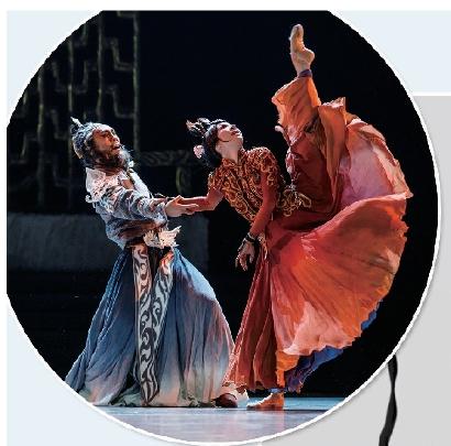 """创新融合造就爆款 让传统文化随着舞蹈""""流动""""起来"""