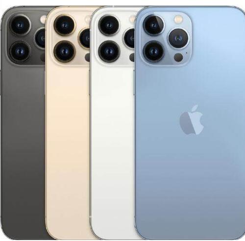 iPhone13和iPhone13Pro有什么区别?可选容量不同