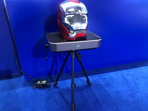 一數科技突破AR-HUD卡脖子核心光機技術