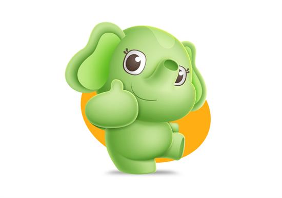 大象奔奔3.0超萌上線!全新3D形象為河南代言!