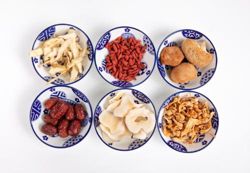 秋季饮食:山药、薏苡仁、扁豆、赤小豆等