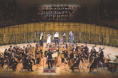 """浪子的历程:视听盛宴 呈现""""音乐界的毕加索"""