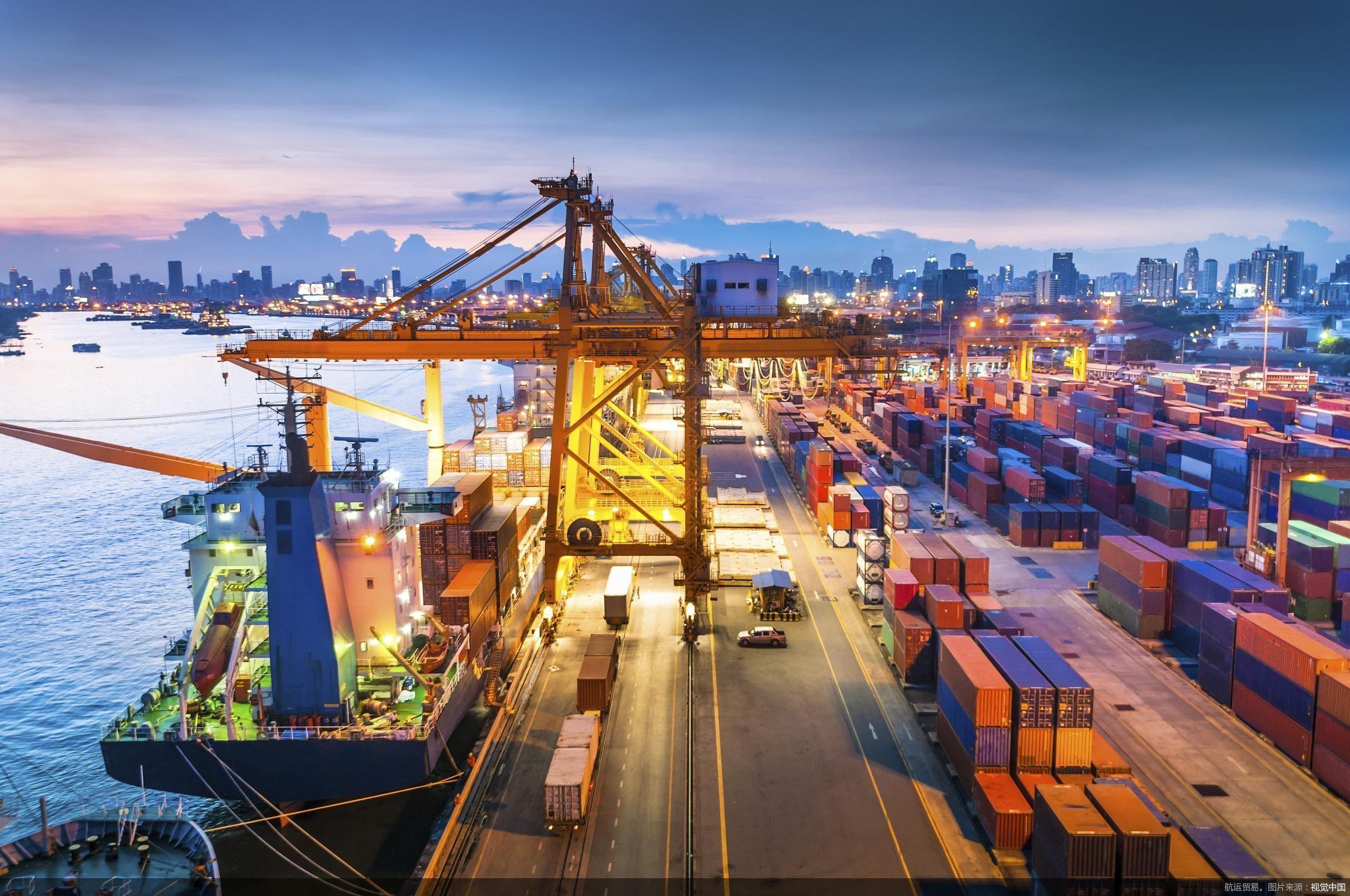 出口动能十足进口量减价扬 国际市场需求利好出口