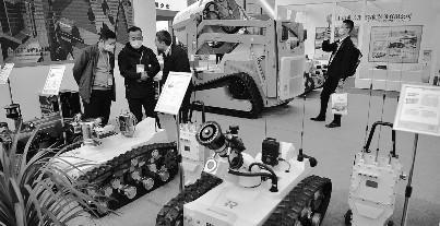 第十六届榆林国际煤博会举办 设6个展区